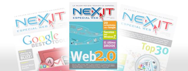 Última edición de NEX IT: Edición Especial Web 2.0.