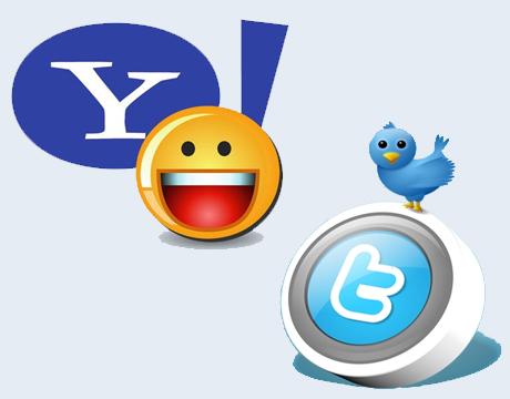 yahoo y twitter copy