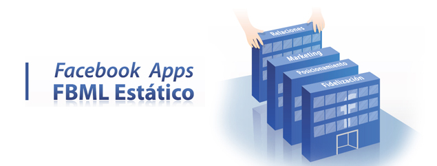 QKStudio in Nexit, Facebook Apps: Static FBML