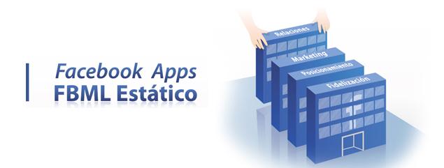 QKStudio en NexIT, Facebook Apps:FBML Estático