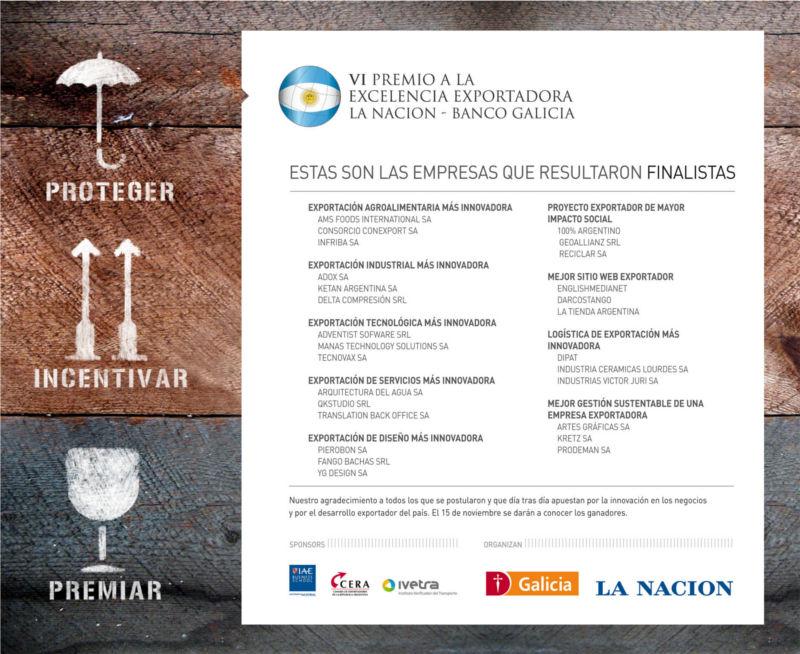 QKStudio ternado en el premio La Nación-BANCO GALICIA 2011