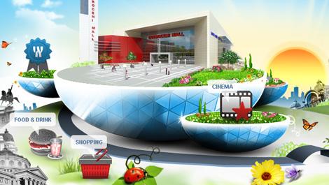AFI Palace | Diseño Web