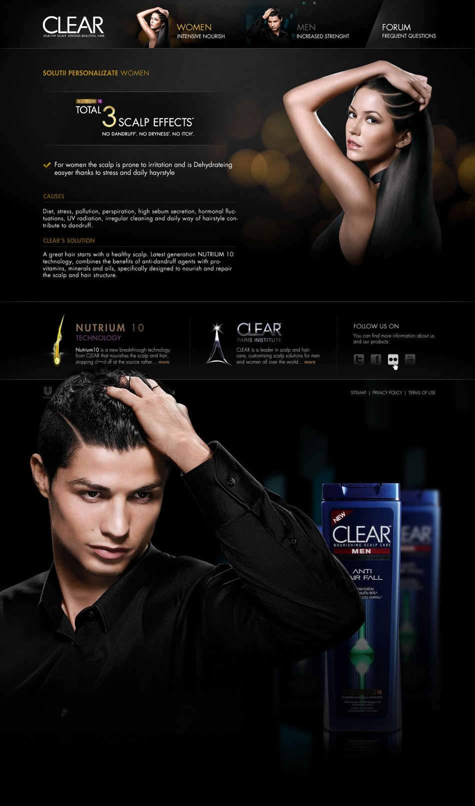 Clear WebSite QKStudio
