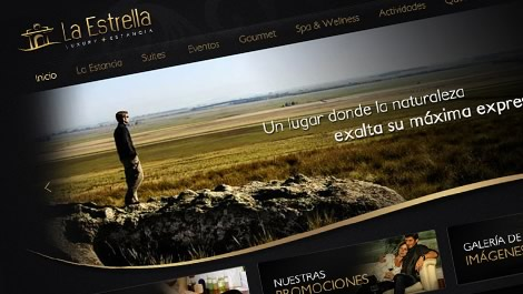 Estancia La Estrella (WordPress)