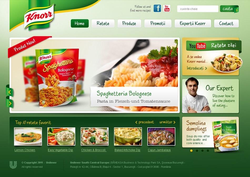 Knorr Web QKStudio
