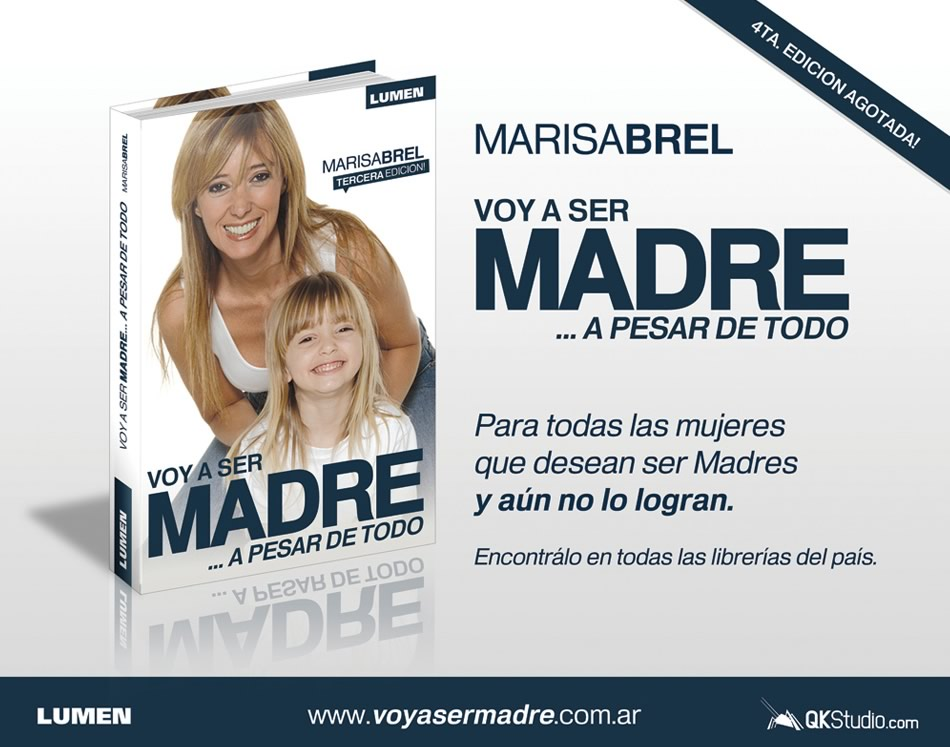 Marisa Brel Afiche vía pública