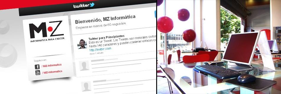 MZ Informática Social Media
