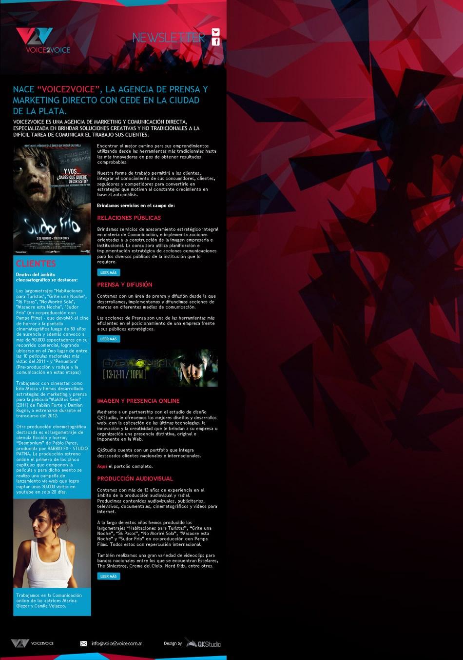 v2v Newsletter