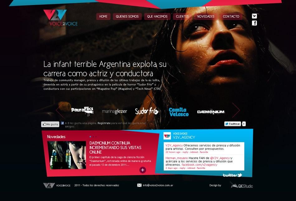 v2v WebSite