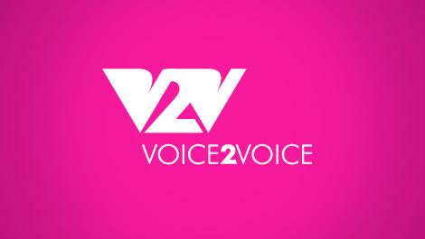 voice2voice | Diseño de imagen y desarrollo web