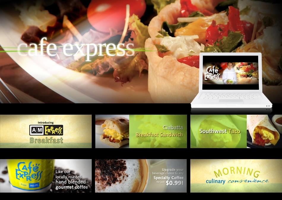 Café Express Videos
