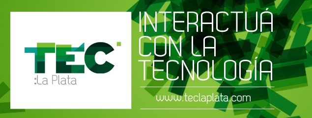 QKStudio will be at TEC La Plata 2012