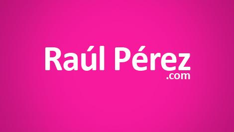Raúl Pérez | Diseño de imagen, desarrollo web y posicionamiento.
