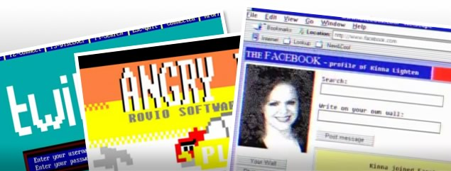 I have been Twitter, Google, Facebook or Angry Birds 30 years ago