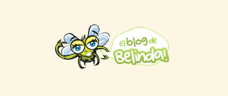 Chicos en Red Belinda Logo QKStudio