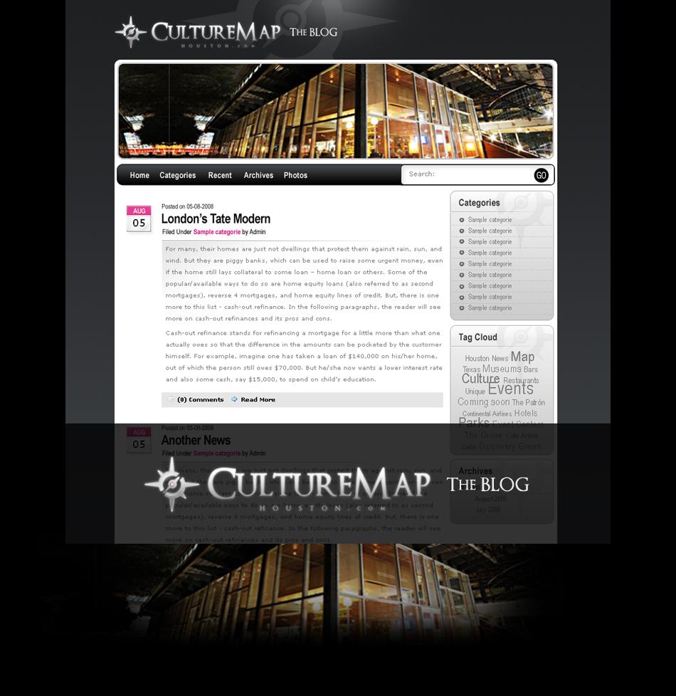 CultureMap Blog QKStudio