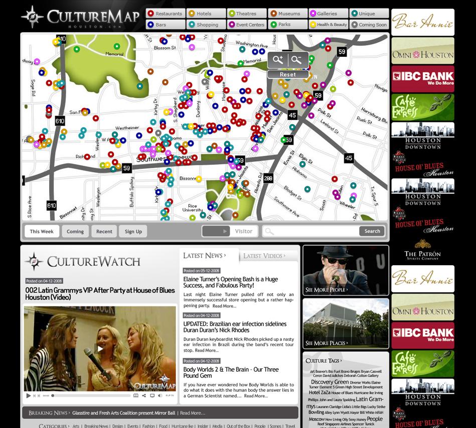 CultureMap Web QKStudio