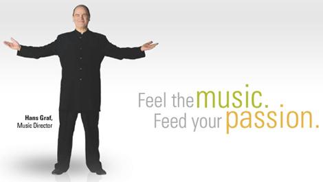 Houston Symphony | Diseño y desarrollo web
