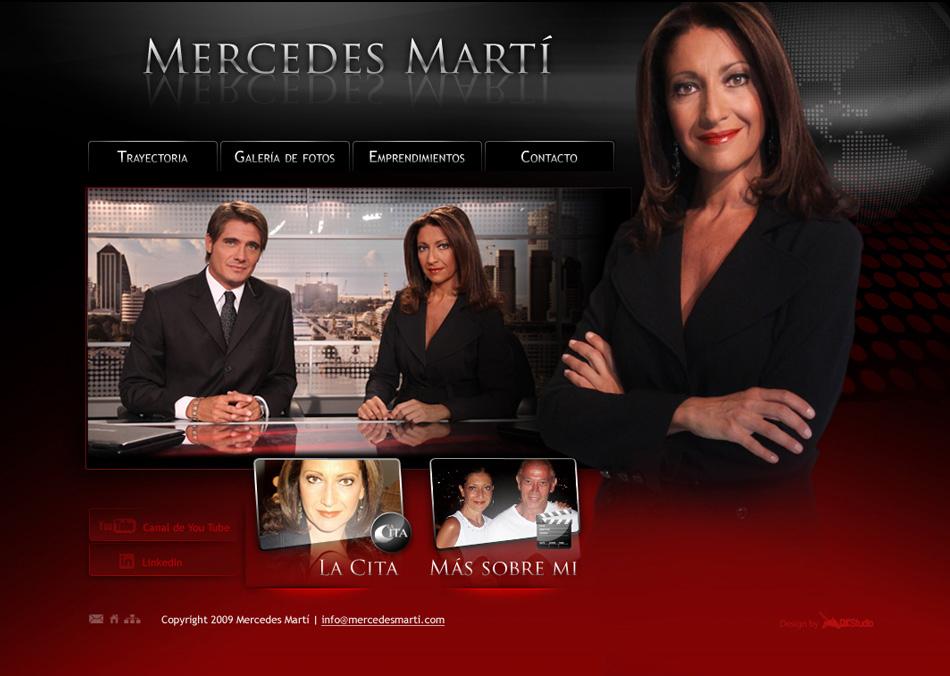 Mercedes Martí Web QKSstudio