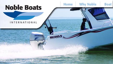 Noble Boats | Diseño y desarrollo web