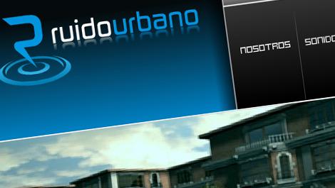Ruido Urbano | Diseño de imagen y desarrollo web