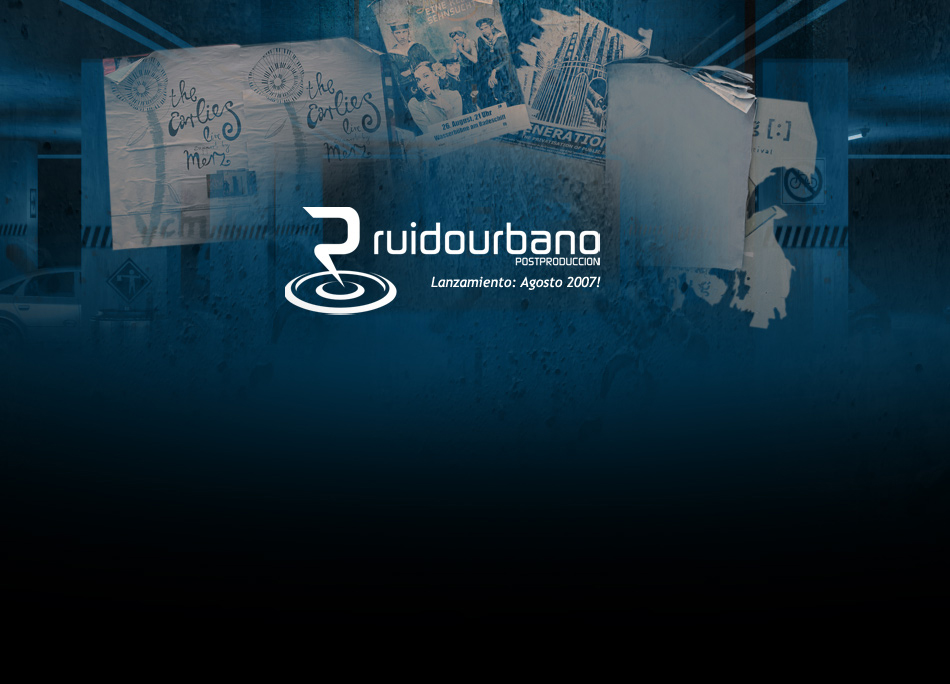 Ruido Urbano Background QKStudio