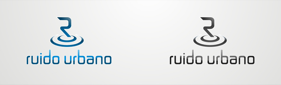 Ruido Urbano Logo QKStudio