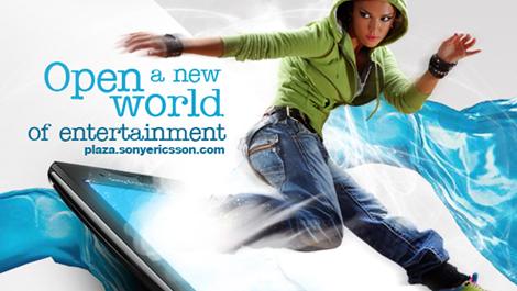 Sony Ericson | Desarrollo web y campaña de banners