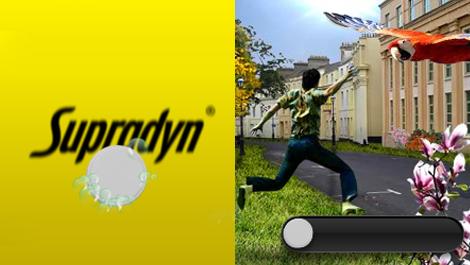 Supradyn | Campaña de banners