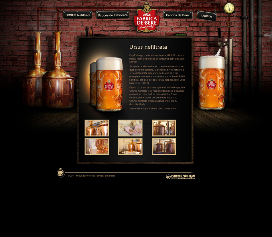 Ursus Factory Web 2 QKStudio