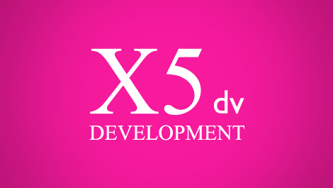 X5 dv Development | Diseño web