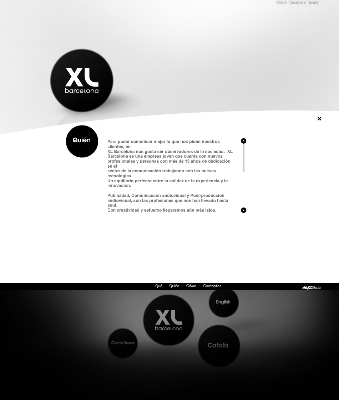 XL Barcalona Web 3 QKStudio