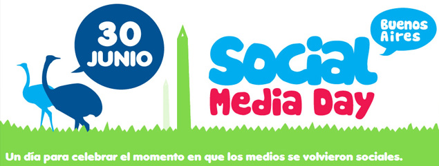 QKStudio | Approaching the Social Media Day Buenos Aires 2012