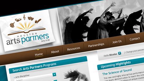 Arts Partners | Diseño y desarrollo web