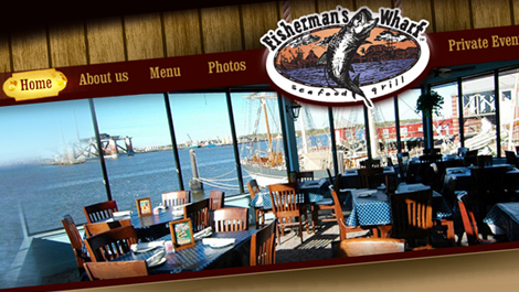 Fisherman's Wharf | Diseño y desarrollo web