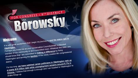 Lisa Borowsky | Diseño y desarrollo web