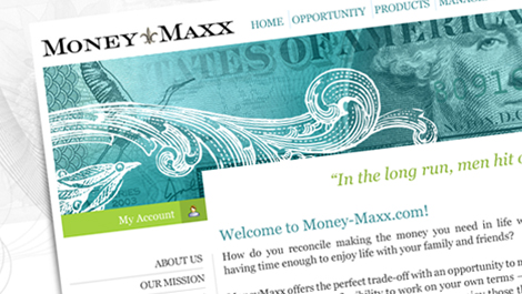 Money Maxx | Diseño web