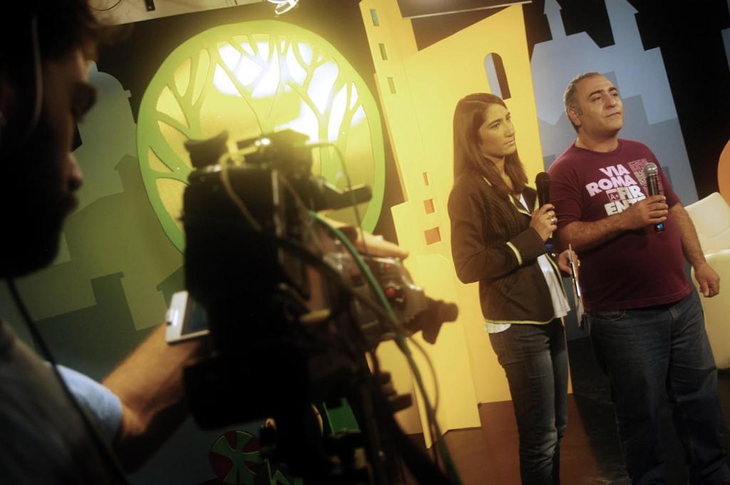 """Este lunes hará su debut """"Plaza 56"""", en el canal de televisión de la UNLP"""