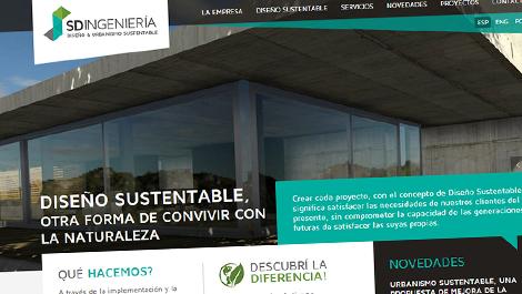SD Ingeniería | Diseño Web y Desarrollo de imagen corporativa