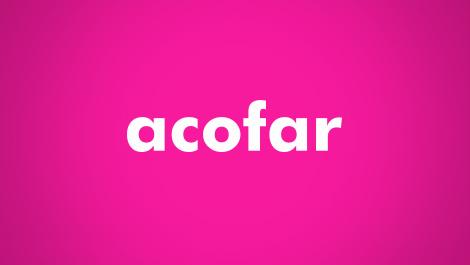 ACOFAR | Portal Web