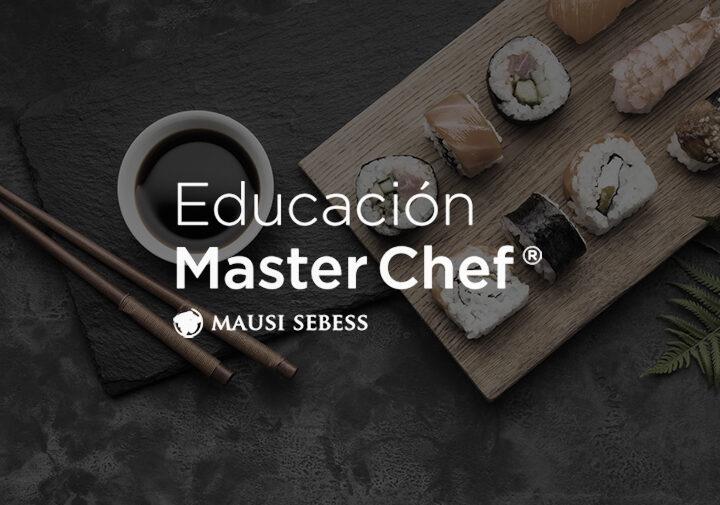Educación Master Chef