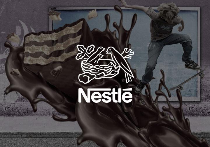 Nestlé Joe Website