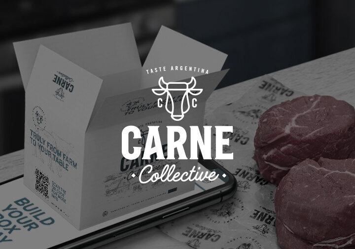 Carne Collective website